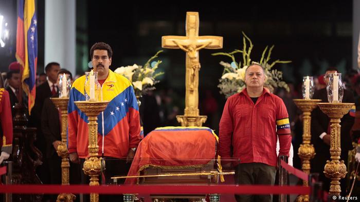 Që nga vdekja e Hugo Chavez PSUV është e përçarë