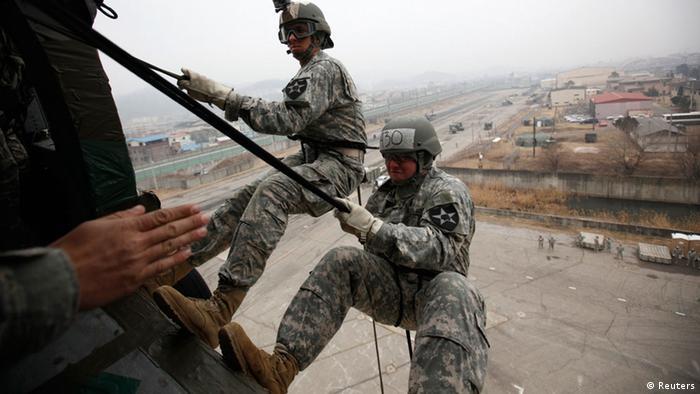 Manöver USA Süd Korea