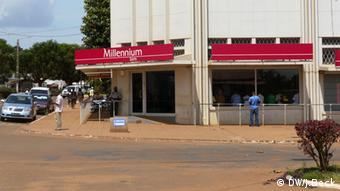 Bank in Mosambik Lichinga