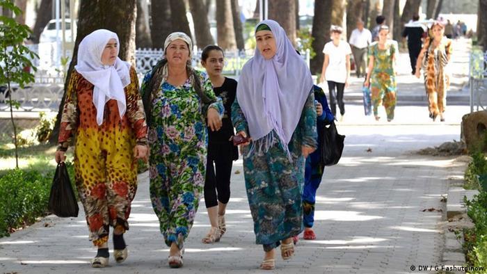 Tadschikistan Frauen Selbstmorde (DW / G.Fashutdinow)
