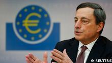 Mario Draghi Präsident der Europäischen Zentralbank