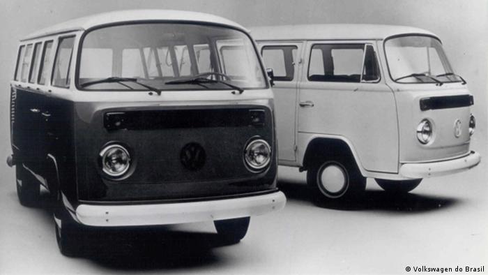 VW Bus von 1976