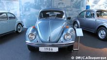 Der letzte in Brasilien hergestellt Käfer (Fusca). Das Foto habe ich im VW Museum Wolfsburg aufgenommen Tags: VW do Brasil, São Bernardo, Käfer, Fusca Copyright: DW Alle Bilder zugeliefert von Carlos Albuquerque