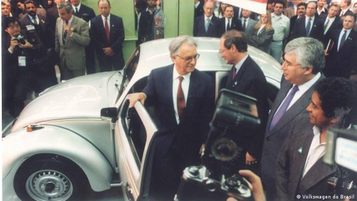 Bildergalerie Brasilien 60 Jahre VW (Volkswagen do Brasil)