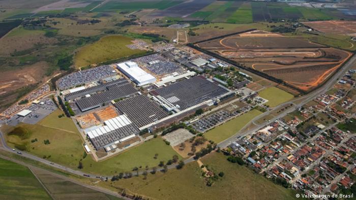 Zweites brasilianisches VW-Werk