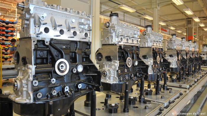 VW-Motorenwerk