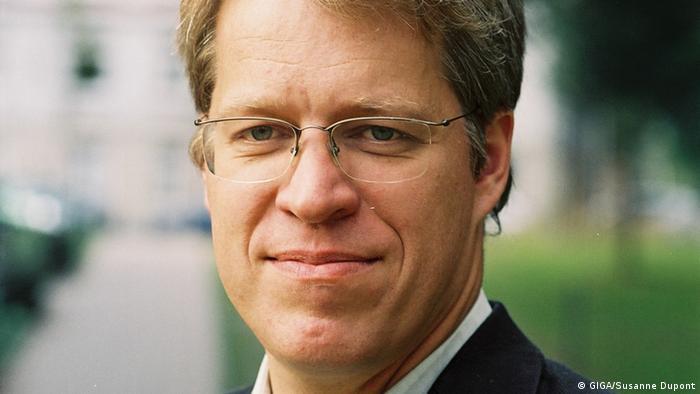 Bert Hoffmann, director para Berlín del Instituto alemán de Estudios Regionales GIGA.