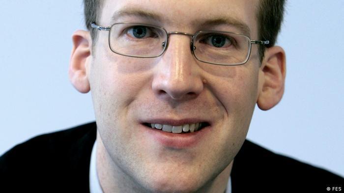 Christoph Pohlmann von der Friedrich-Ebert-Stiftung in Seoul (Foto: Friedrich-Ebert-Stiftung)