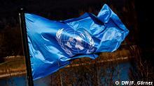 Symbolbild Vereinte Nationen *** http://de.wikipedia.org/wiki/Vereinte_Nationen Die Vereinten Nationen (VN), englisch United Nations (UN), häufig auch UNO für United Nations Organization (deutsch Organisation der Vereinten Nationen), sind ein zwischenstaatlicher Zusammenschluss von 193 Staaten und als globale Internationale Organisation uneingeschränkt anerkanntes Völkerrechtssubjekt. *** aufgenommen in Bonn, März 2013