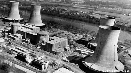 USA Atomkraftwerk Three Mile Island
