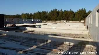 Оформлення дозвільної документації дещо гальмує будівництво на Полтавщині, але німці не втрачають оптимізму