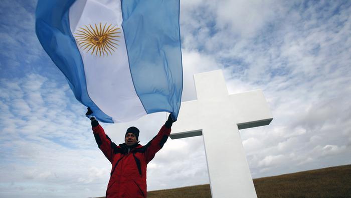 Falklandinseln kündigen Referendum an