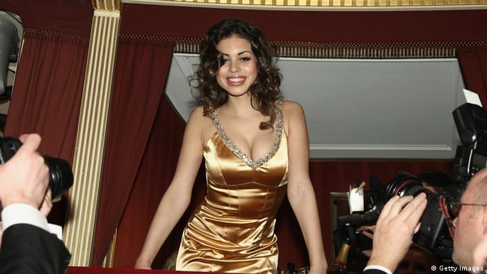 Karime El Mahroug aka Ruby