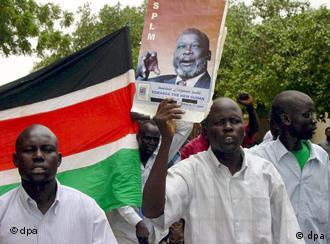 John Garangs Nachfolger steht fest - die Unruhen gehen weiter