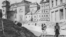 Zerstörungen in Wien 1945