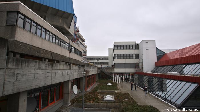 Galerie Elite-Universitäten in Deutschland Universität Konstanz (picture-alliance/dpa)