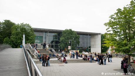 Galerie Elite-Universitäten in Deutschland Technische Universität Dresden