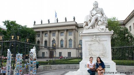 Galerie Elite-Universitäten in Deutschland HU Berlin