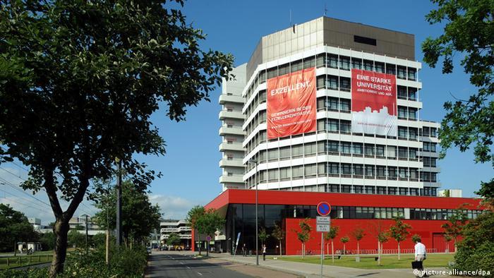 Galerie Elite-Universitäten in Deutschland Universität Bremen (picture-alliance/dpa)