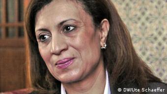Portrait von Suad Abdelrahim Foto: Ute Schaeffer (DW)