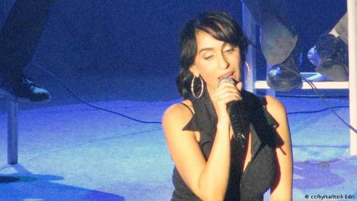 ریتا جهانفروز، خواننده اسرائیلی ایرانیتبار