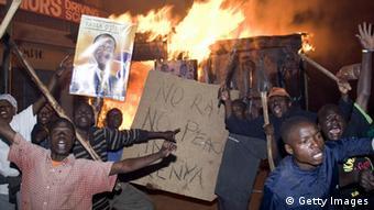 A 2007 riot scene
