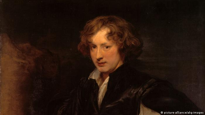 Anthonis van Dyck Selbstporträt