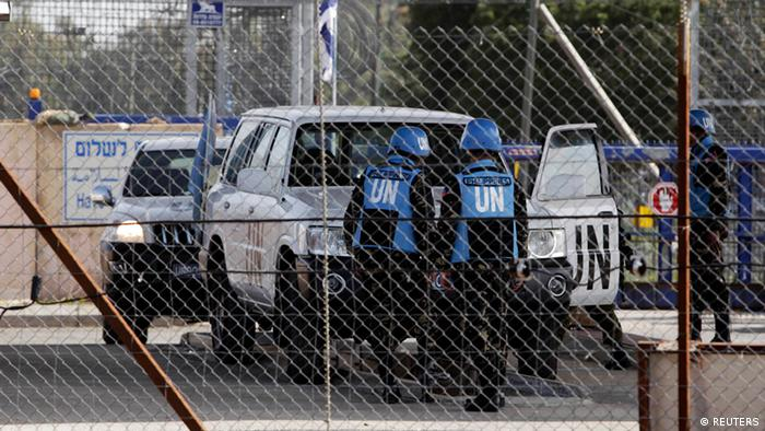 UN na Golanskoj visoravni