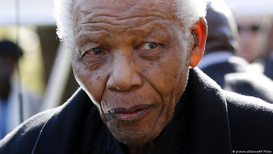 South Africa's Nelson Mandela shows signs of recovery | DW | 30.03.2013