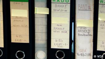 Los archivos de la Stasi están siendo investigados desde la Reunificación alemana.