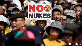 (Archiv) Anti-Atom-Demonstration (Foto: Reuters)