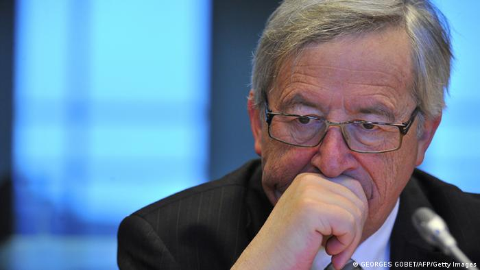Luxembourg's Prime Minister Jean-Claude Juncker (photo via Getty Images)