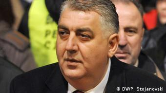 Kommunalwahlen in Mazedonien Vasil Pisev