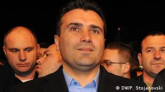 Kommunalwahlen in Mazedonien Zoran Zaev