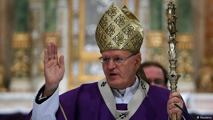 Ungarns Kardinal Peter Erdö
