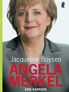 Buchcover: Boysen - Angela Merkel