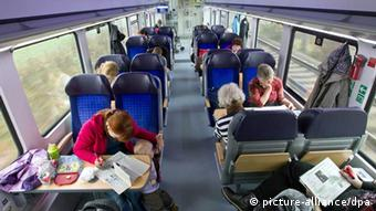 elf Milliarden Fahrgäste im öffentlichen Nahverkehr