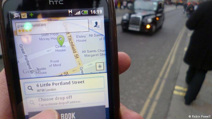 England London Taxi