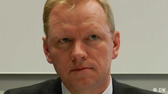 Rainer Lindner Photo: Nikita Jolkve / DW