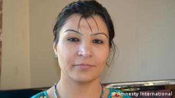 Horia Mosadiq, Afghanistan Researcher - Asia- Pacific Programme - Amnesty International (Photo: Amnesty International)