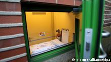 Babyklappe des Helios St. Johannes Klinikums