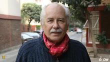 Profr. Heinz Dieterich, Deutscher Politologe und ehemalige Berater von Hugo Chávez Bild: Eva Ursi, 10.03.2013 in Mexiko Stadt