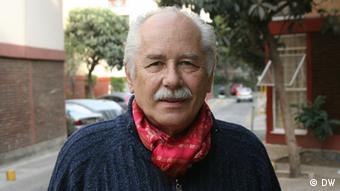 Professor Heinz Dieterich (Photo: Eva Ursi)