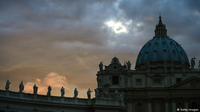 A general view of St Peter's Basilica (Photo: Jeff J Mitchell/Getty Images)