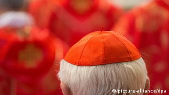 Vatikan Papstwahl 2013 Wahl Messe