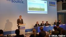 Deutschland Wirtschaft Jahrespressekonferenz von Wintershall in Kassel