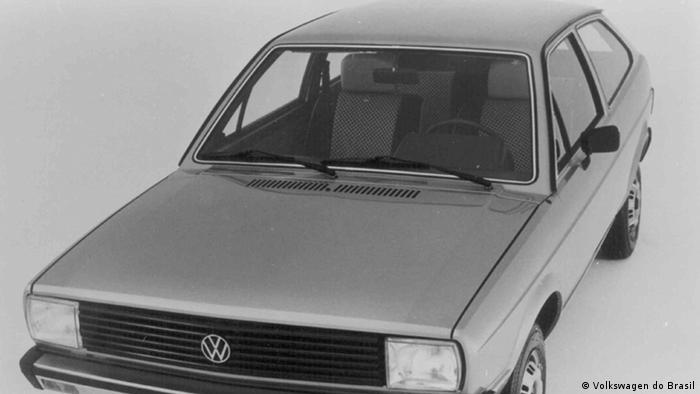 Bildergalerie Autos der VW do Brasil