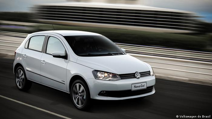 A VW Gol Power Copyright: Volkswagen do Brasil