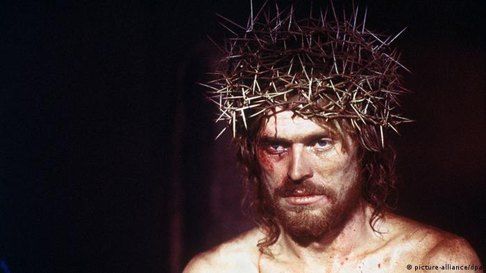 Willem Dafoe as Jesus in a still from Martin Scorsese's The Last Temptation of Christ 1988 (picture-alliance/dpa)