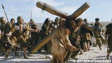 Filmszene Spielfilm Die Passion Christi von Regisseur Mel Gibson